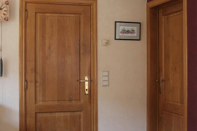 Schrijnwerkerij Callebaut - Binnendeuren