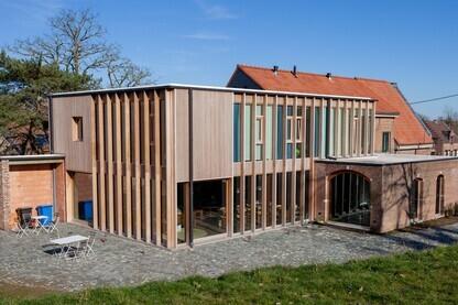 Schrijnwerkerij Callebaut - Project Grimbergen